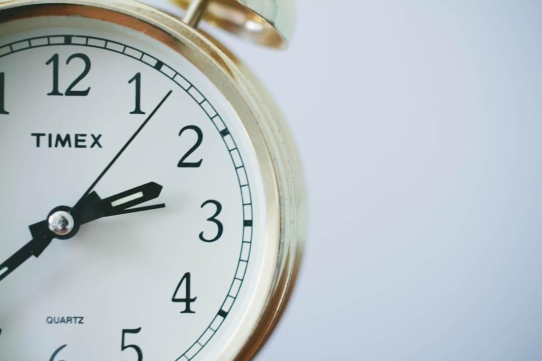 reloj despertador